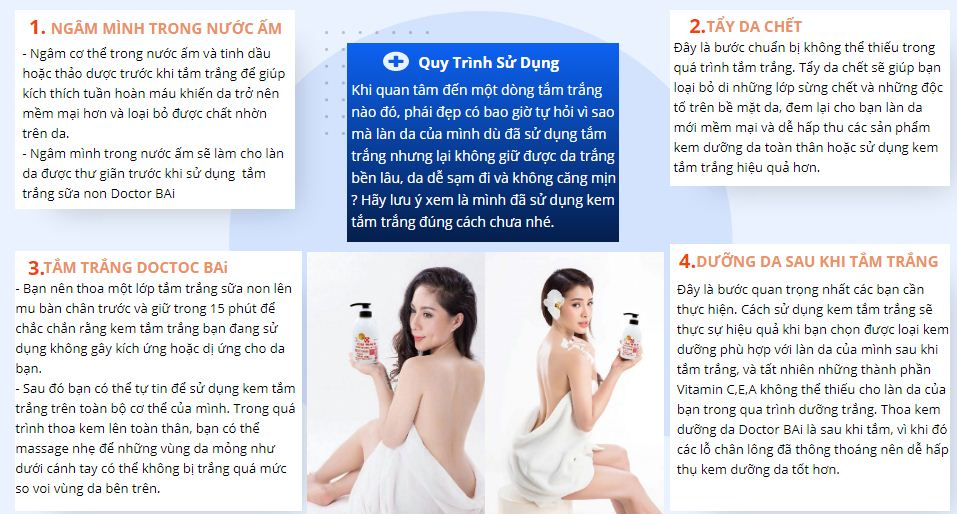 Perfect Whitening Body Milk