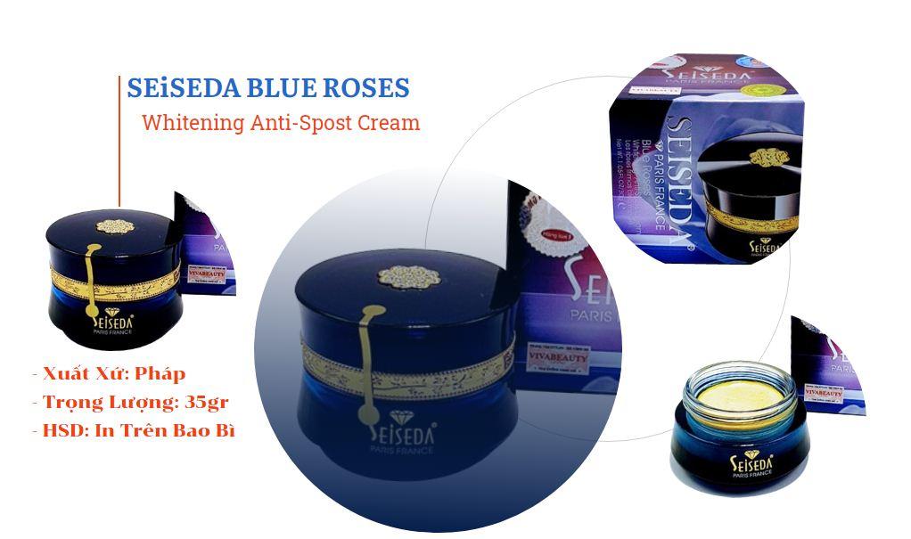 SEiSEDA BLUE ROSES
